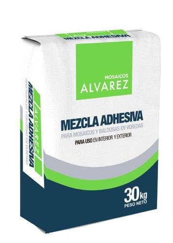 mezlca adhesiva